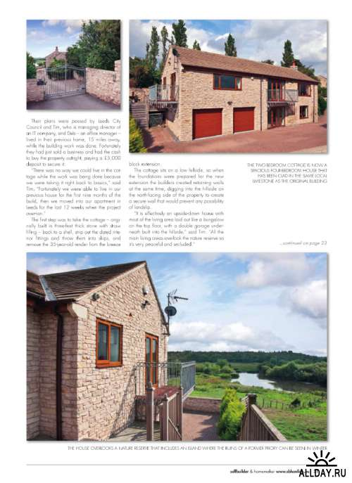 Selfbuilder & Homemaker February/March 2012