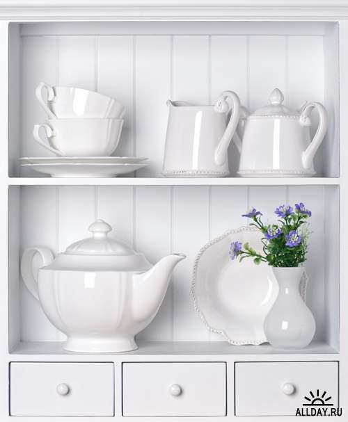 Кухня - Расровый клипарт   Kitchen - UHQ Stock Photo
