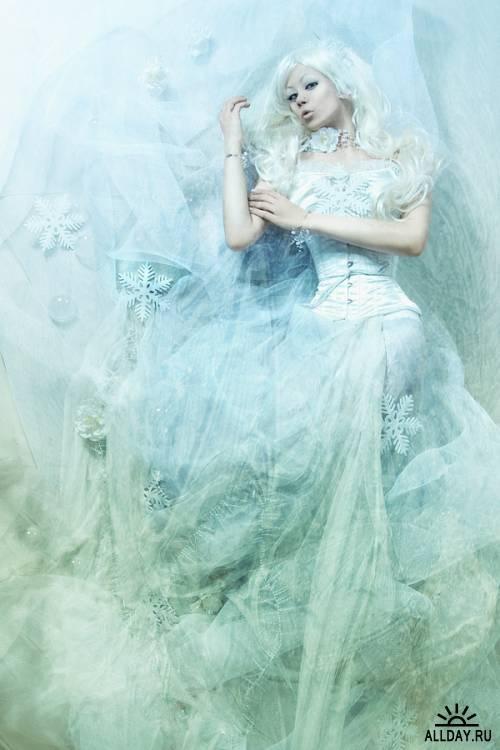 Фееричная фотомодель Офелия Овердоз (Ophelia's Overdose)