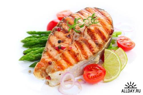 Рыба и морепродукты 2   Fish and seafood 2