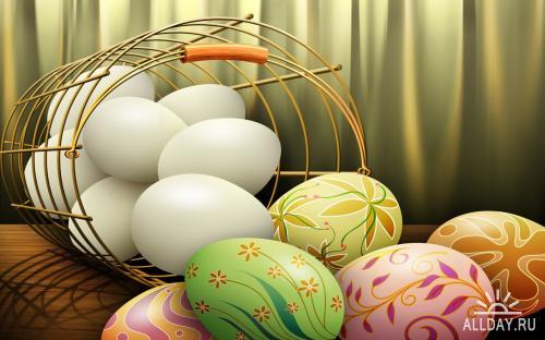 Desktop Wallpapers - Happy Easter