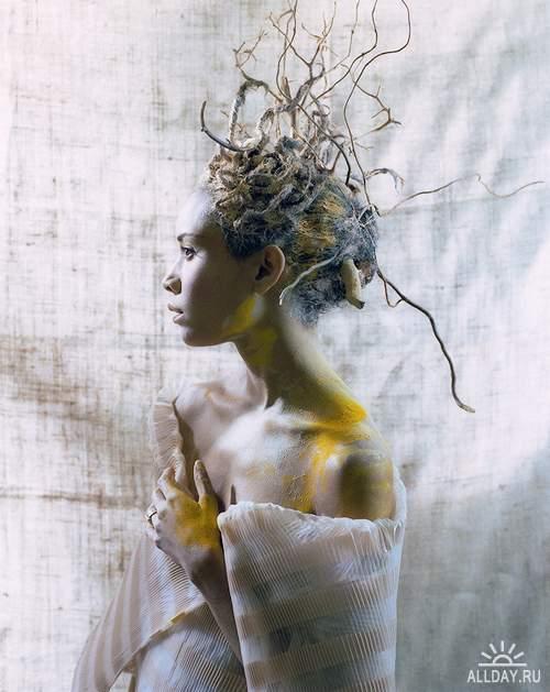 Artworks by photographer Paul Lange