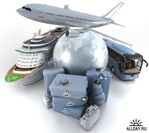 Различные виды транспорта 3 | Types of transport 3