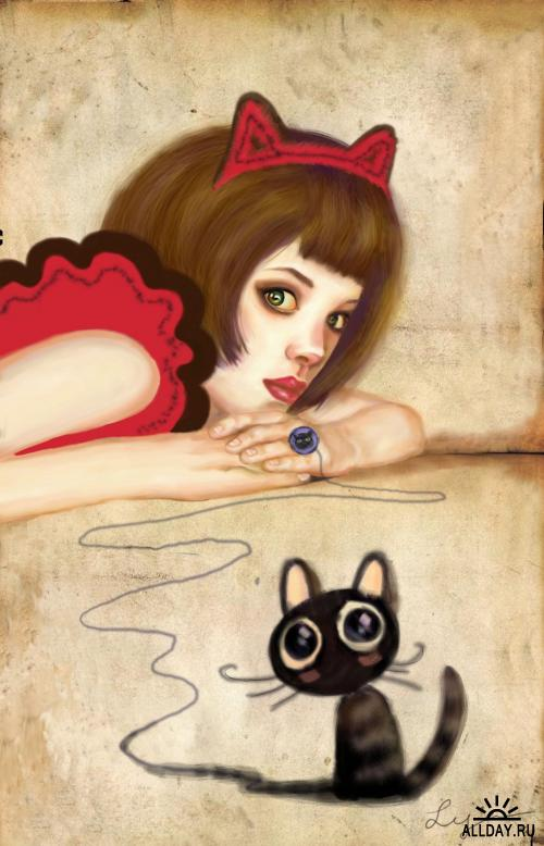 Творчество Lydia Yan
