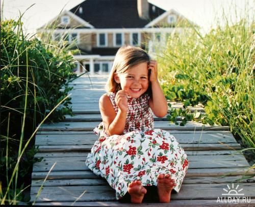 Работы фотографа Jeff  Calenberg-Дети