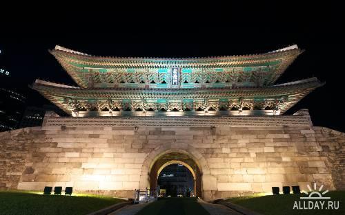 Обои - Корея