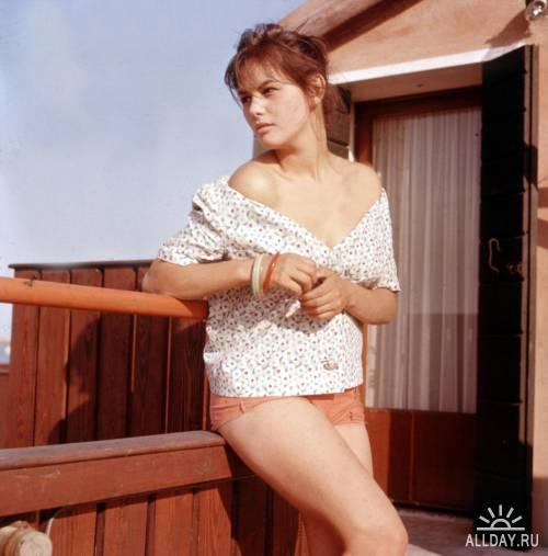 Большая подборка моделей и знаменитостей (Claudia Cardinale)