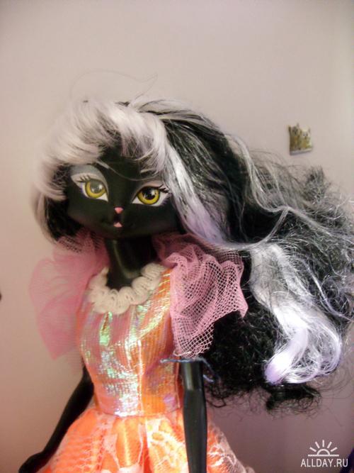 Как менялась кукла Барби с годами 29