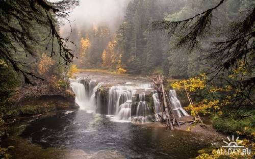 Реки и озера в коллекции обоев высокого качества (Часть 1)