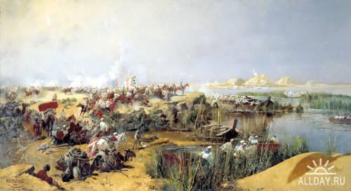Русский художник Николай Николаевич Каразин (1842—1908)