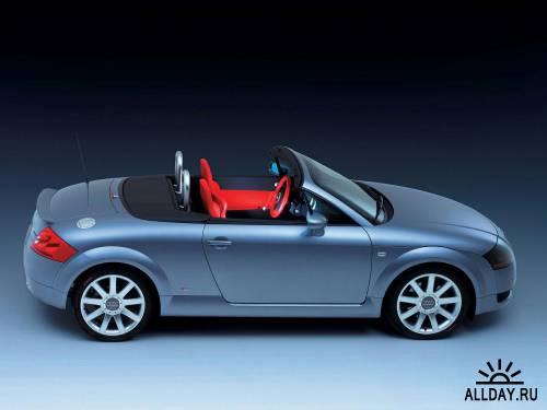 Audi TT / JPG /1024х768 до 1360х768 / 50 штук