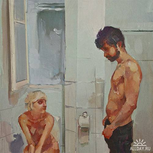 Живопись Alejandro Casanova