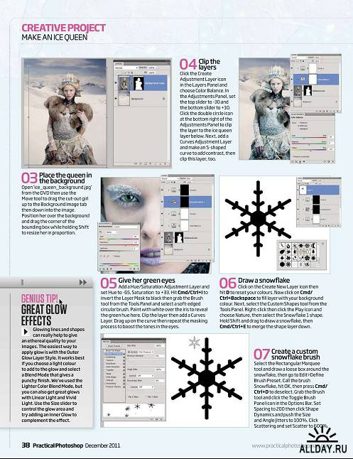 Practical Photoshop Issue 7 (December 2011)
