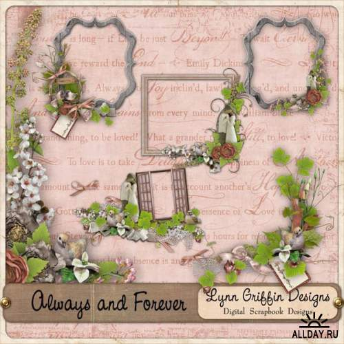 Scrap kit Always And Forever