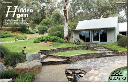 Backyard & Garden Design Ideas - Issue 11.1 2013