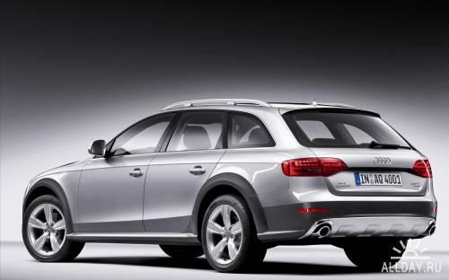 Audi. Лучшие модели .