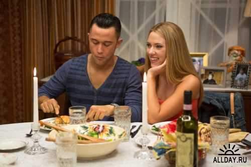 Scarlett Johansson & Joseph Gordon-Levitt - 'Don Jon' Promos & Stills