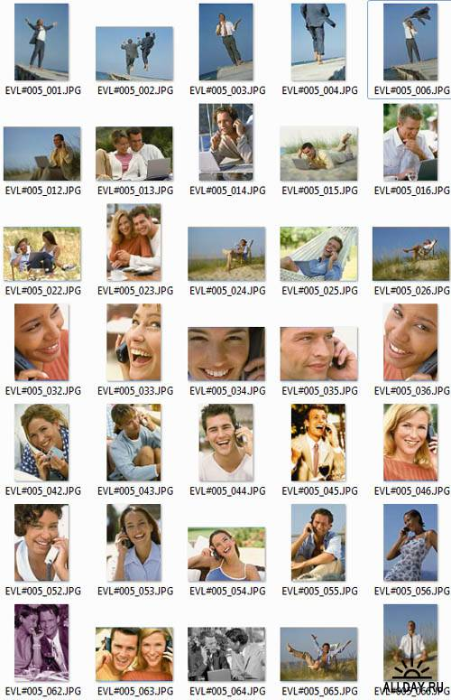 EV-005 Communicating People