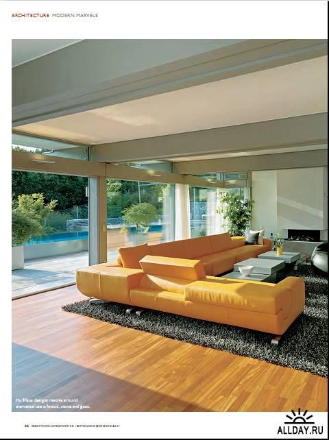 Exceptional Properties №9 (September 2011)